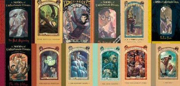lemony snicket a series of unfortunate events essay L emony snicket is more than just a quirky, dry-witted narrator in a series of unfortunate events, he's a character with a vested interest in telling the tale of the baudelaire orphans: klaus, violet, and sunny.