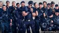 Fox переносит «The Expendables» в мир сериалов